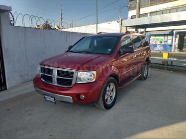 Foto venta Auto usado Dodge Durango 5.7L Limited 4x2 (2009) color Rojo Infierno precio $100,000