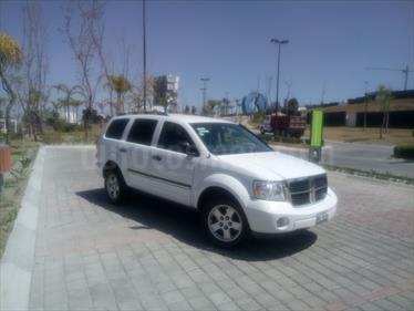 Foto venta Auto usado Dodge Durango 5.7L SLT 4x2 (2007) color Blanco precio $110,000