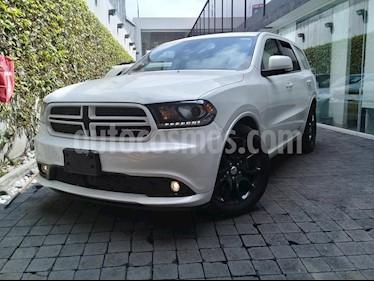 Foto venta Auto Seminuevo Dodge Durango 5.7L V8 R/T (2016) color Blanco precio $550,000