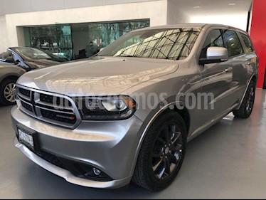 Foto venta Auto Seminuevo Dodge Durango 5.7L V8 R/T (2016) color Gris precio $499,000
