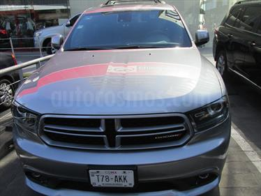Foto venta Auto usado Dodge Durango 5.9L RT 4X4 (2014) color Platino precio $480,000
