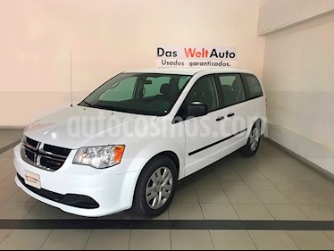 Foto venta Auto Seminuevo Dodge Grand Caravan SE (2017) color Blanco
