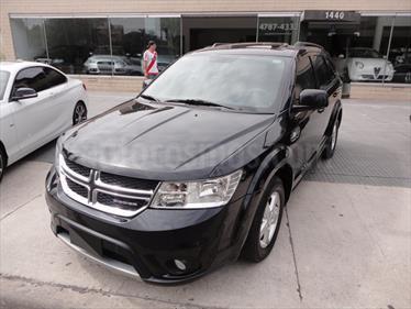 Foto venta Auto Usado Dodge Journey 2.4 Sxt Automatica (2012) color Negro precio $390.000