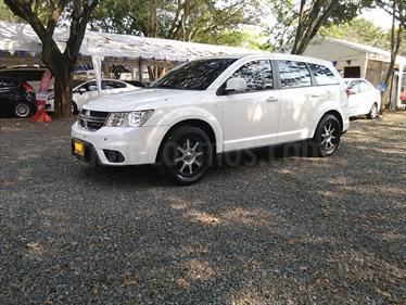 Dodge Journey 2.4L  SE 5P usado (2011) color Blanco precio $48.000.000