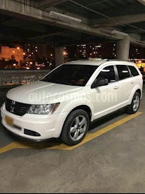 foto Dodge Journey 2.4L  SE 5P usado (2011) color Blanco precio $40.000.000