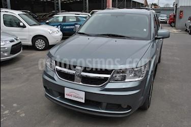 Foto venta Auto Usado Dodge Journey 2.7 Rt (2010) color Gris Oscuro precio $450.000