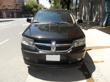 Foto venta Auto Usado Dodge Journey 2.7 Sxt Automatica (2010) color Negro precio $300.000