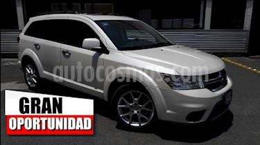 Foto venta Auto Seminuevo Dodge Journey R-T 3.5L (2013) color Blanco precio $225,000