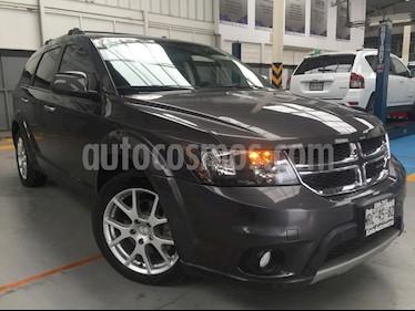 Foto venta Auto Seminuevo Dodge Journey R-T 3.6L NAV DVD (2014) color Gris precio $315,000