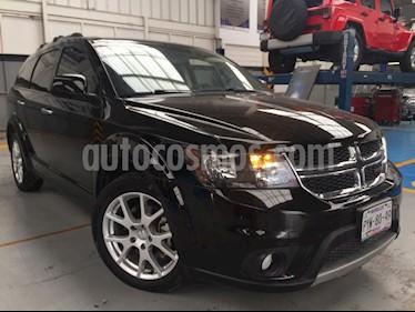 Foto venta Auto Seminuevo Dodge Journey R-T 3.6L NAV DVD (2015) color Negro precio $340,000
