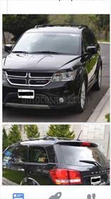 Foto venta Auto Seminuevo Dodge Journey R-T 3.6L Plus (2012) color Negro precio $199,000
