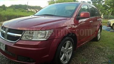 Foto venta Auto Seminuevo Dodge Journey R-T 3.6L (2010) color Rojo Infierno precio $135,000