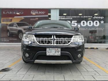 Foto venta Auto Seminuevo Dodge Journey R-T 3.6L (2012) color Negro precio $205,000