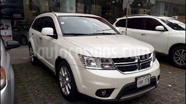 Foto venta Auto Seminuevo Dodge Journey R-T 3.6L (2013) color Blanco Perla precio $245,000