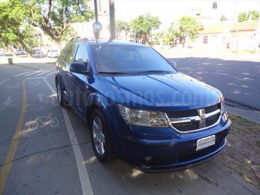 Foto venta Auto usado Dodge Journey R/T (2011) color Azul precio $385.000