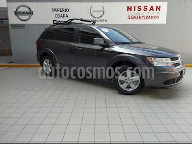 Foto venta Auto Seminuevo Dodge Journey SE 2.4L 7 Pasajeros (2017) color Granito precio $329,000