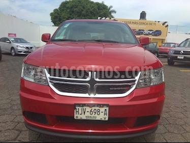 Foto venta Auto Seminuevo Dodge Journey SE 2.4L 7 Pasajeros (2015) color Rojo precio $230,000