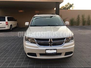 Foto venta Auto usado Dodge Journey SE 2.4L (2014) color Blanco Perla precio $185,000