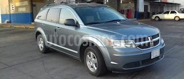 Foto venta Auto usado Dodge Journey SE 2.4L (2009) color Gris precio $115,000