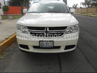 Foto venta Auto Seminuevo Dodge Journey SE 2.4L (2015) color Blanco precio $240,000