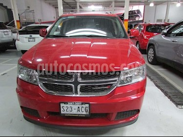Foto venta Auto Seminuevo Dodge Journey SE 2.4L (2015) color Rojo precio $240,000