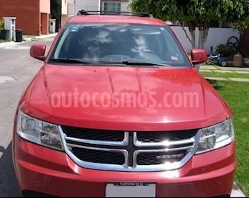 Foto venta Auto usado Dodge Journey SE 2.4L (2013) color Rojo precio $160,000