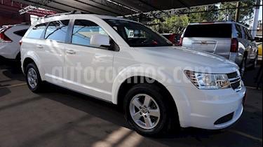 Foto venta Auto Seminuevo Dodge Journey SE 2.4L (2017) color Blanco Perla precio $159,000