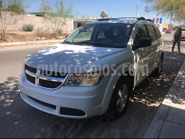 Foto venta Auto usado Dodge Journey SE 2.4L (2009) color Blanco precio $105,000