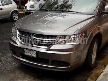 Foto venta Auto usado Dodge Journey SE 2.4L (2013) color Gris precio $189,000