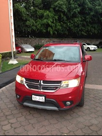 Foto venta Auto usado Dodge Journey SE 7 Pasajeros 2.4L (2013) color Rojo precio $205,000