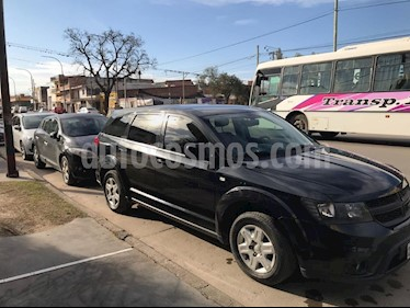 Foto venta Auto Usado Dodge Journey SE (2013) color Negro precio $495.000