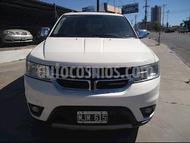 Foto venta Auto Usado Dodge Journey SE (2013) color Blanco precio $615.000