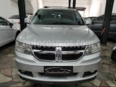 Foto venta Auto Usado Dodge Journey SXT 2.4 AT6 3 filas (170cv) (2010) color Gris Plata  precio $272.000