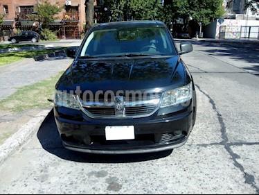 Foto venta Auto Usado Dodge Journey SXT 2.4 (2009) color Negro precio $285.000