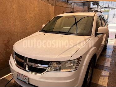 Foto venta Auto Usado Dodge Journey SXT 2.4L 5 Pasajeros Plus (2010) color Blanco precio $1,480,000