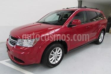 Foto venta Auto Usado Dodge Journey SXT 2.4L 5 Pasajeros Plus (2013) color Rojo precio $214,000