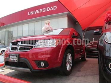 Foto venta Auto Seminuevo Dodge Journey SXT 2.4L 5 Pasajeros Plus (2015) color Rojo precio $265,000