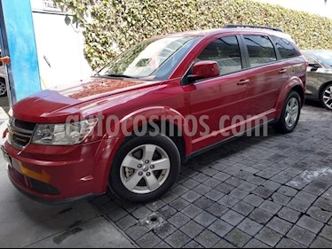 Foto venta Auto Seminuevo Dodge Journey SXT 2.4L 5 Pasajeros Plus (2013) color Rojo precio $219,000