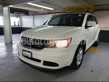 Foto venta Auto Seminuevo Dodge Journey SXT 2.4L 5 Pasajeros Plus (2014) color Blanco precio $228,000