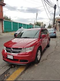 Foto venta Auto usado Dodge Journey SXT 2.4L 5 Pasajeros Plus (2012) color Rojo precio $150,000