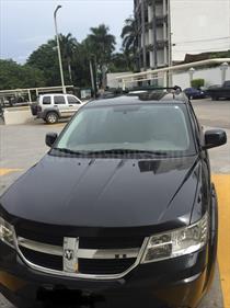 Foto venta Auto Seminuevo Dodge Journey SXT 2.4L 5 Pasajeros (2010) color Negro precio $145,000