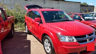 Foto venta Auto Seminuevo Dodge Journey SXT 2.4L 5 Pasajeros (2012) color Rojo precio $185,000