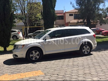 Foto venta Auto usado Dodge Journey SXT 2.4L 5 Pasajeros (2012) color Blanco Perla precio $165,000