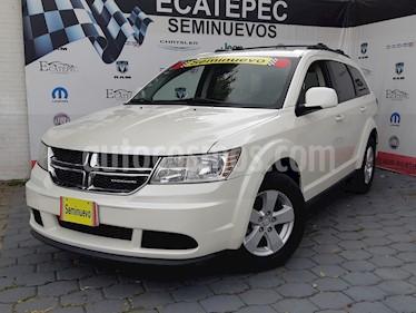 Foto venta Auto Seminuevo Dodge Journey SXT 2.4L 5 Pasajeros (2012) color Blanco Perla precio $189,000