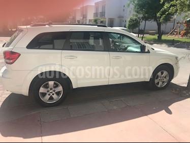 Foto venta Auto usado Dodge Journey SXT 2.4L 7 Pasajeros Lujo (2012) color Blanco Perla precio $175,000