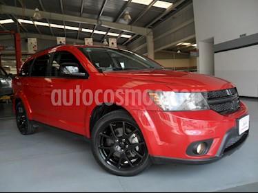 Foto venta Auto Seminuevo Dodge Journey SXT 2.4L 7 Pasajeros Lujo (2016) color Rojo Adrenalina precio $295,000