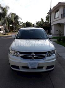 Foto venta Auto usado Dodge Journey SXT 2.4L 7 Pasajeros Plus  (2013) color Blanco Perla precio $195,000