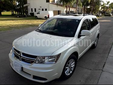 Foto venta Auto usado Dodge Journey SXT 2.4L 7 Pasajeros Plus  (2013) color Blanco Perla precio $180,000