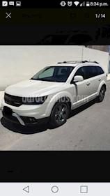 Foto venta Auto usado Dodge Journey SXT 2.4L 7 Pasajeros Sport Plus (2017) color Blanco Perla precio $350,000