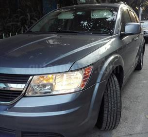 Foto venta Auto Seminuevo Dodge Journey SXT 2.4L 7 Pasajeros (2010) color Plata Metalico precio $165,000